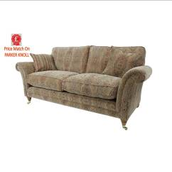 Parker Knoll Sofa Bed A Rudin 2498 Burghley Large Hills Furniture Store
