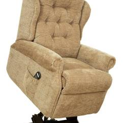 Celebrity Chair Accessories King Hours Woburn Compact Dual Motor Lift Recliner Fabric