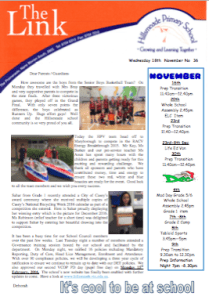 The Link 2015 Issue 36