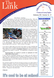 The Link 2015 Issue 37