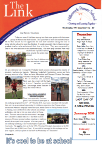 The Link 2015 Issue 39