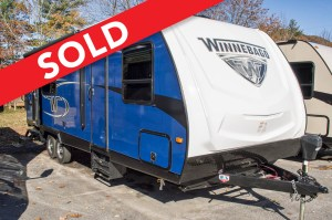 -SOLD! 2018 Winnebago Minnie 2401RG Image