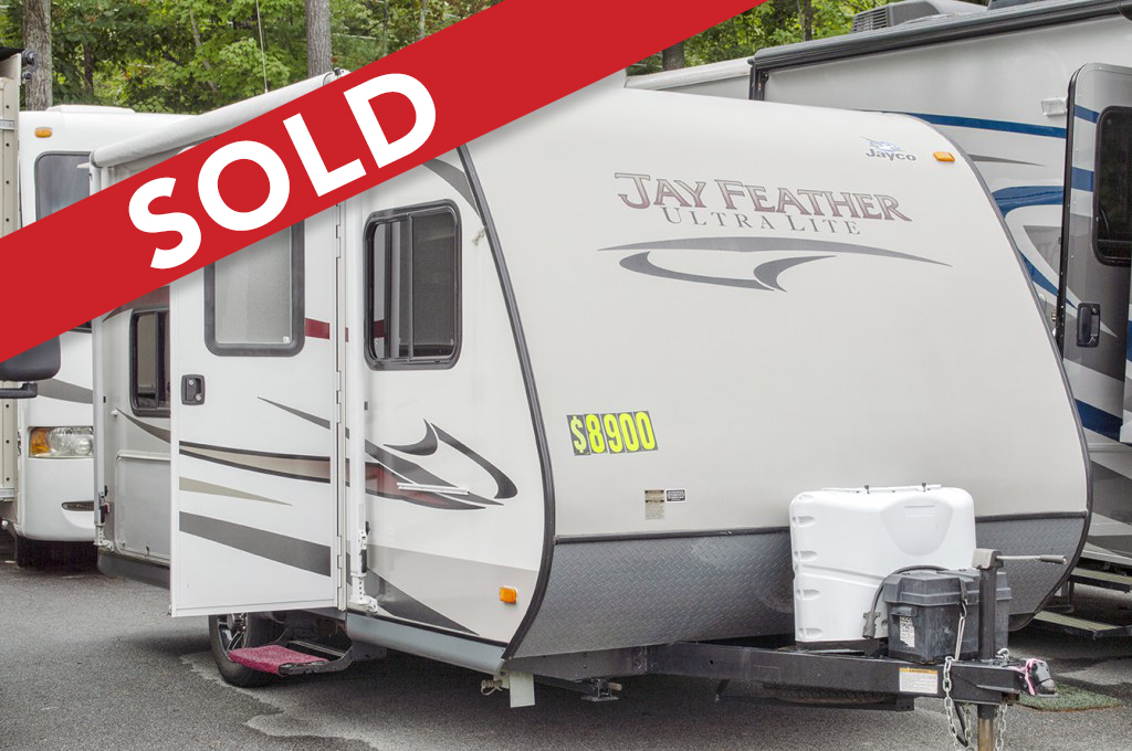 - SOLD! 2013 Jayco Jay Feather Ultra Lite 16V Image