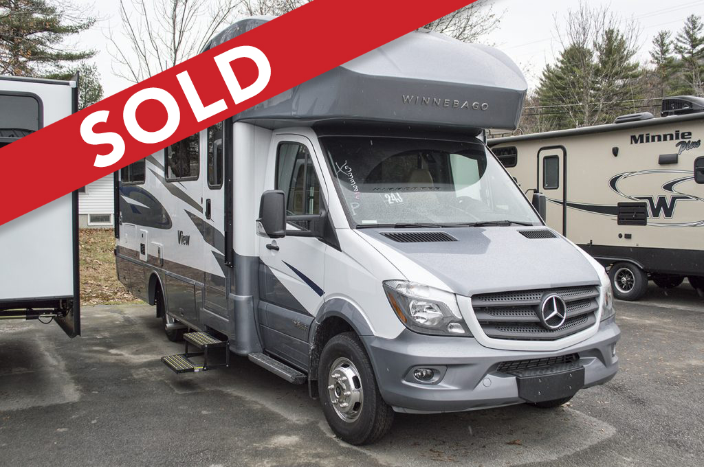- SOLD! 2018 Winnebago View 24J Image