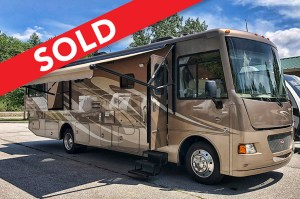 - SOLD! 2013 Winnebago Vista 35F Image