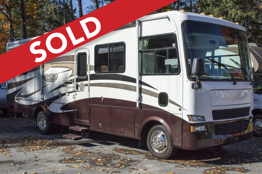 - SOLD! 2007 Tiffin Allegro Open Road 30DA Image