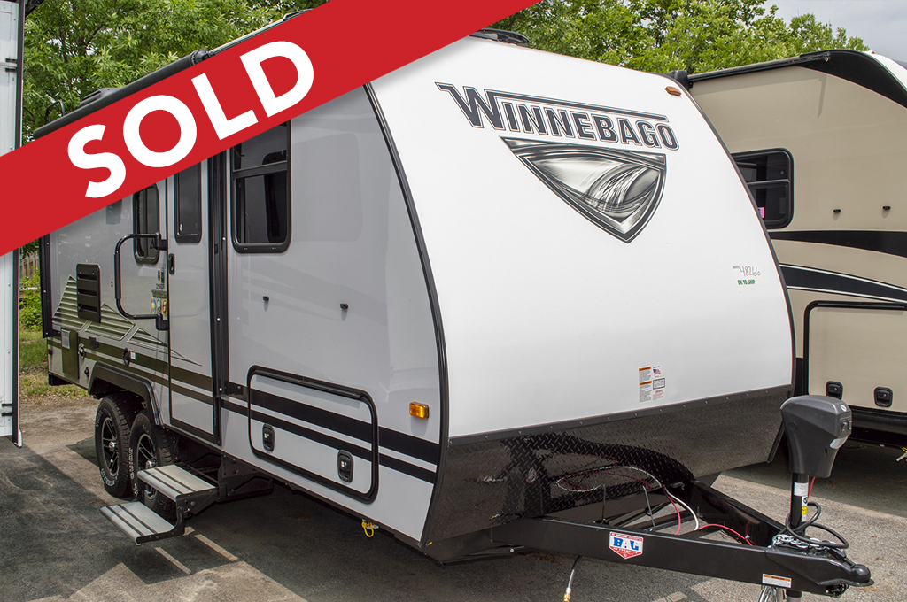 - SOLD! - 2020 Micro Minnie 2106DS Image