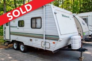 -SOLD! 2002 Wildwood 19TL LT Image