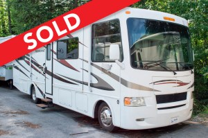 - SOLD! 2012 Thor Hurricane 32D Image