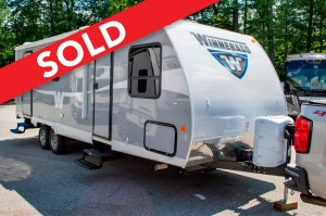 - SOLD! - 2016 Winnebago Minnie 2401RG Image