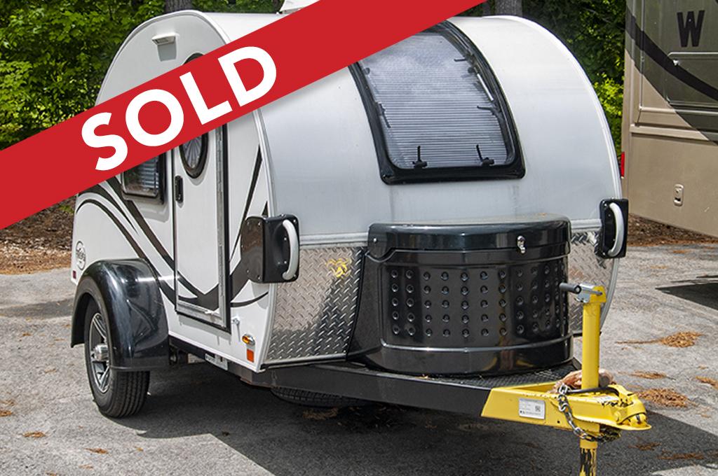 - SOLD! - 2019 NuCamp, TAG Teardrop Camper - Reduced Image