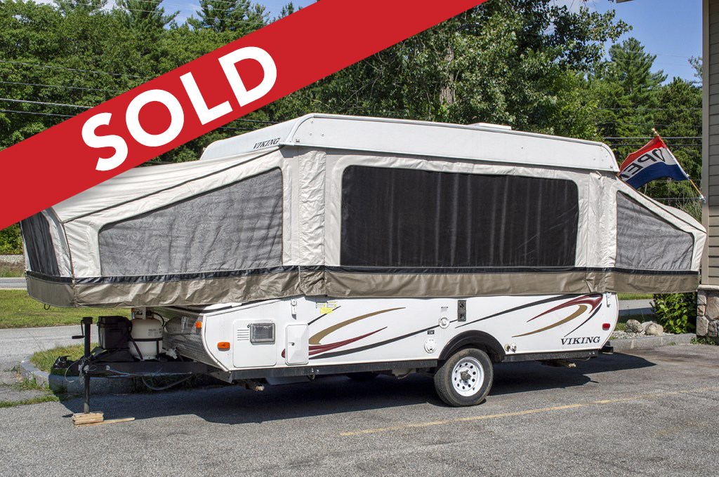 - SOLD! - 2011 Viking Epic 2308ST Image