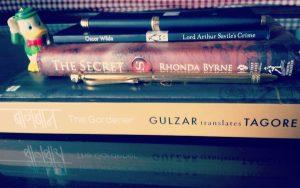 Books collection bibliophile