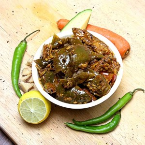 Aam and methi pickle
