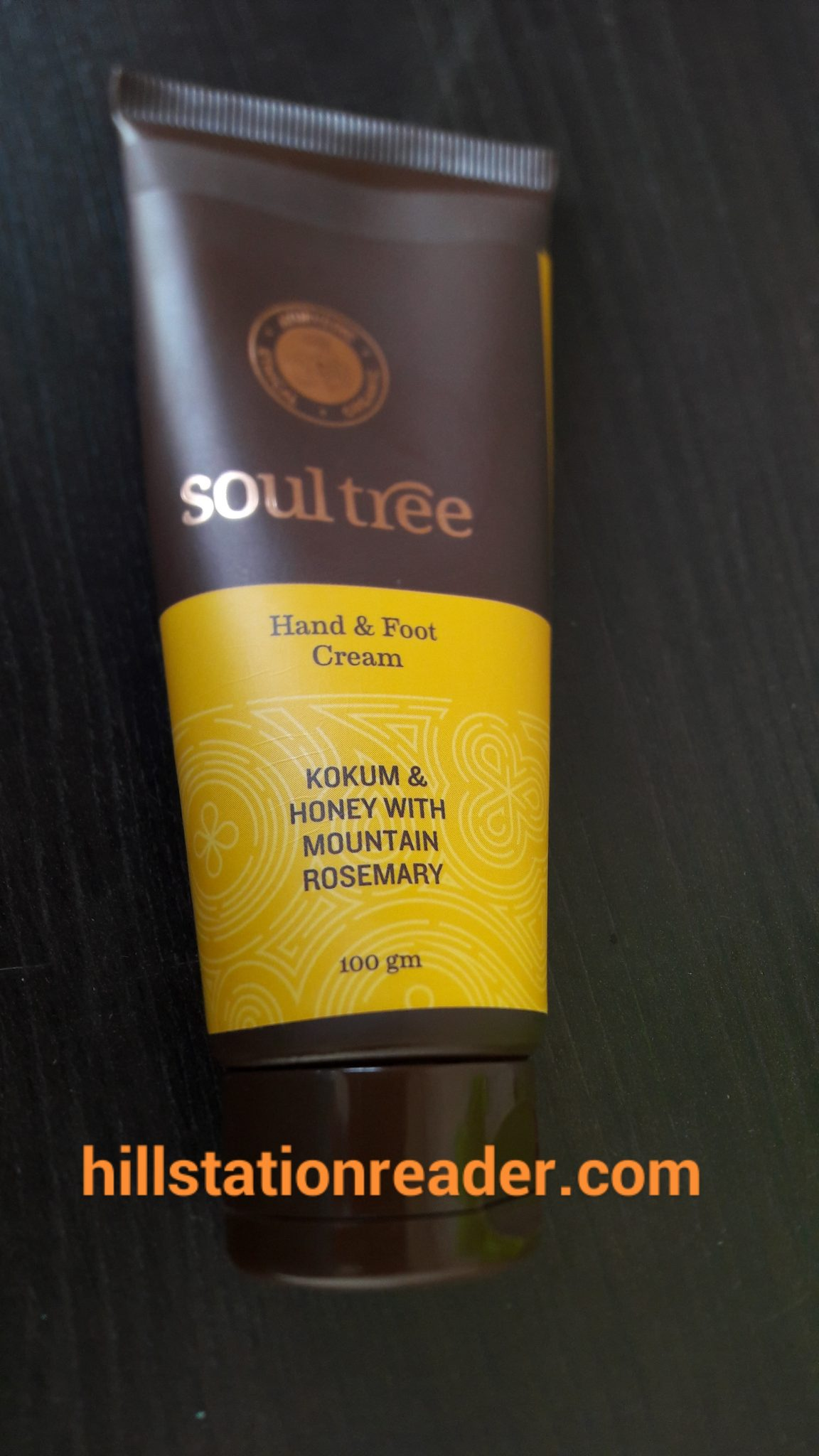 Hand&Foot cream by Soultree
