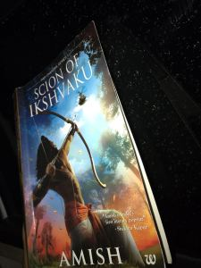 Scion of Ikshvaku review Ram Chandra Series Book1