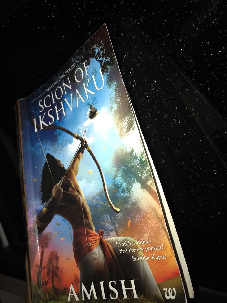 Scion of Ikshvaku review Ram Chandra Series Book1