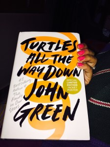 John Green Book Turtles All The Way Down Book Review