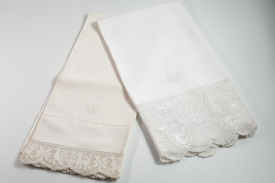 Hill-Stead Linens Utilitarian hand towels