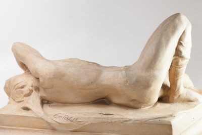 Hill-Stead Sculpture Calder back