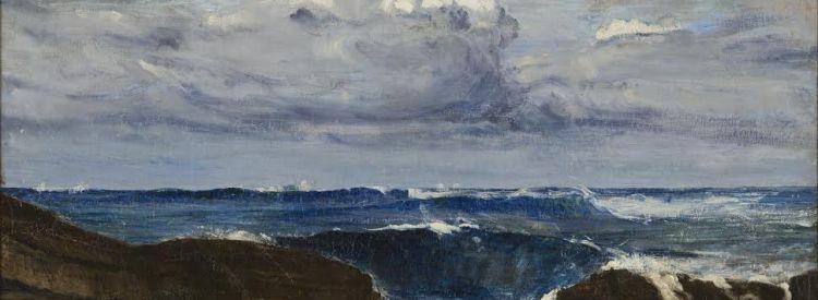 Whistler's Blue Wave