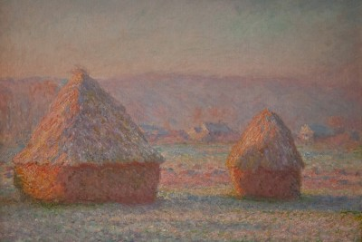 Hill-Stead-Collection-Painting-Monet-Haystacks-(1)