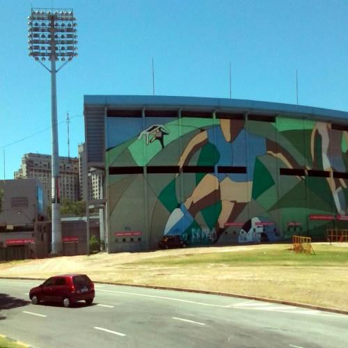 Estadio de Montevideo