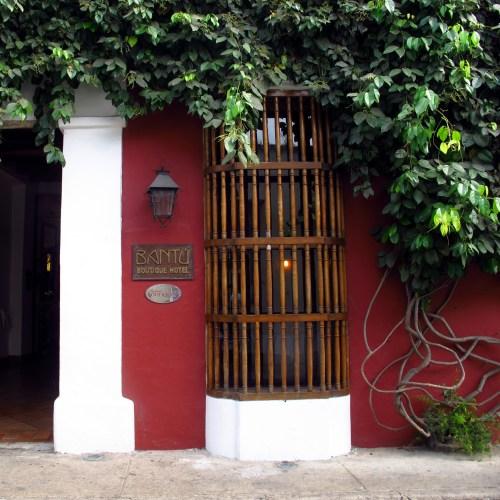 Hotel Bantú, Cartagena