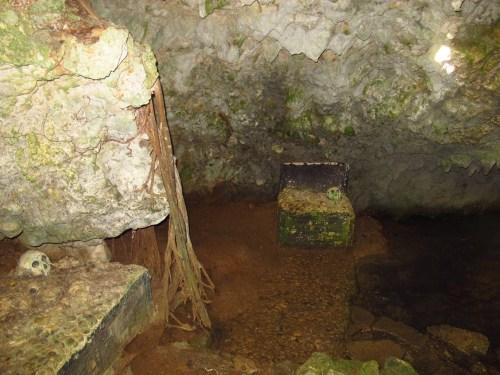 Cueva del Capitan Morgan