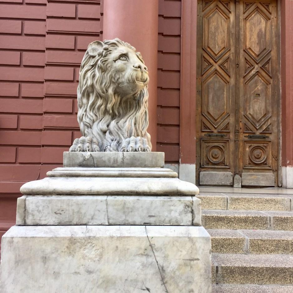 Municipalidad de Rosario - Palacio de los Leones