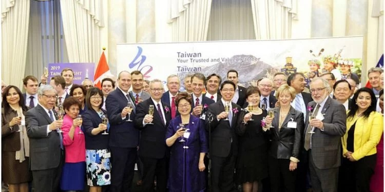 Taiwan Canada Relations On The Rise Says Rep At Annual