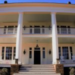 Antebellum wedding venue