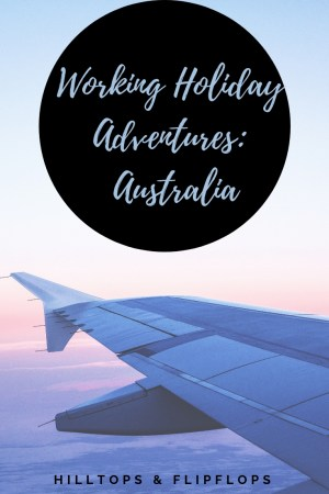 working holiday australia
