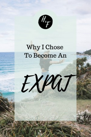 become an expat