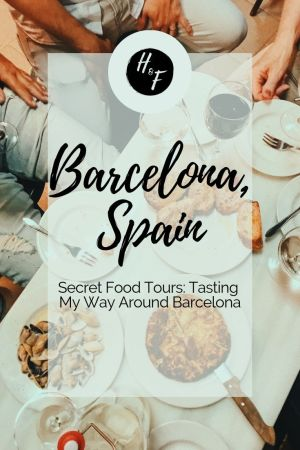 food tour in Barcelona