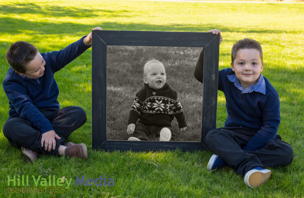 sibling photos, picture frame