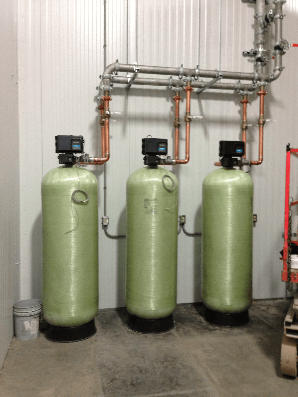 Commercial Water Softener Systems  Robert B Hill Co
