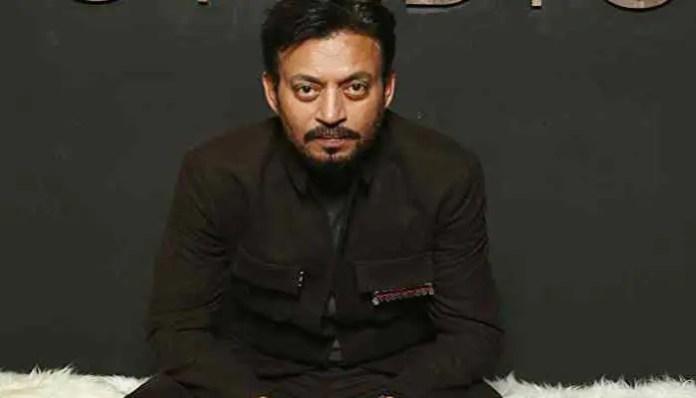 इरफ़ान खान का निधन, irrfaan khan death