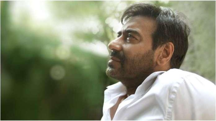 Ajay devgan new song released today thahar ja