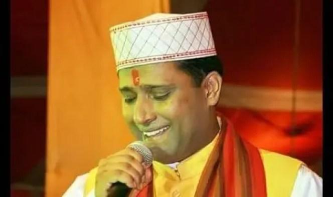 Jagar samrat Pritam Bhartwan most popular singer of uttarakhand music industry