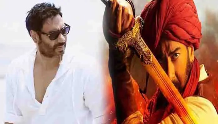 Ajay Devgn की फिल्म RRR को लेकर आई बड़ी खबर, जाने कब होगी रिलीज़।