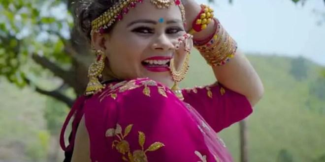दुर्गा सागर की नथुली यूट्यूब पर हिट।