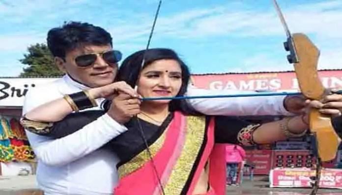 Geeta Uniyal निकली फिल्म की शूटिंग पर, सोशल मीडिया पर फोटो हुई वायरल।