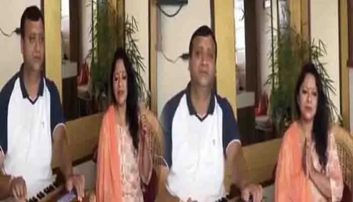 Meena Rana ने राम मंदिर भूमि पूजन पर कहीं ये खास बातें, वीडियो हो रहा वायरल।