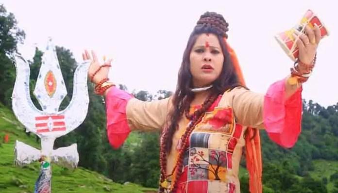 Hema Negi Karasi New Song Damrudhari bhole bhandari released