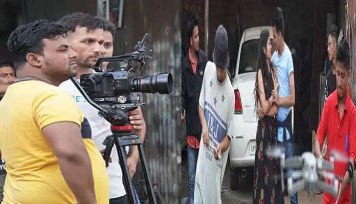 the-shooting-of-the-new-video-song-pink-plazo-of-suryapal-shirwan-in-dehradun-is-completed-audience-now-awaiting-for-the-release