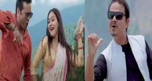 himachals-sapna-and-shailendra-seen-in-the-song-of-young-hearts-gajendra-rana-pair-chemistry-looks-awesome
