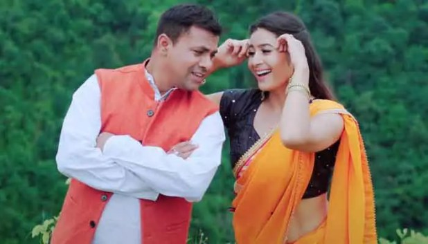 in-this-kumaoni-video-song-vijay-bharti-became-pooja-bhandaris-brother-in-law-read-full-report
