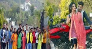 "New video song of Kumauni singer Jitendra Tomakayal completes shooting of ""Katil Nazar"""