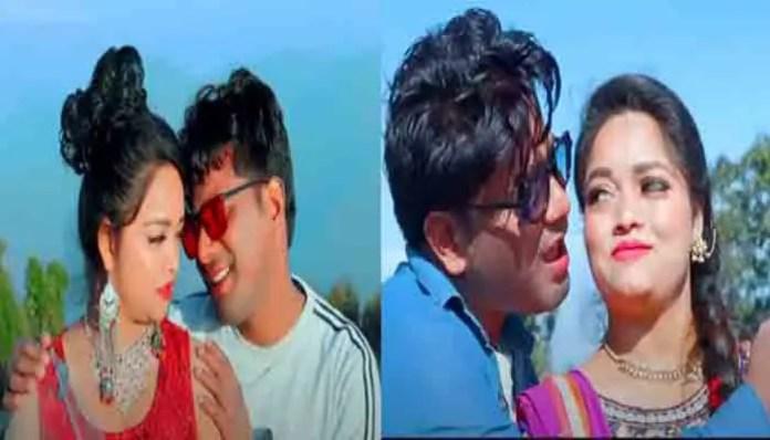 स्याली शिल्पा गढ़वाली गीत रिलीज, नागेंद्र और रश्मि सिंह की जोड़ी स्क्रीन पर आई नजर।